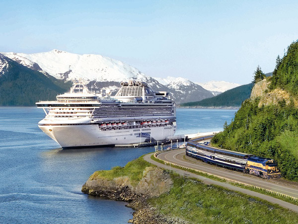 Princess Cruises - itinerarios